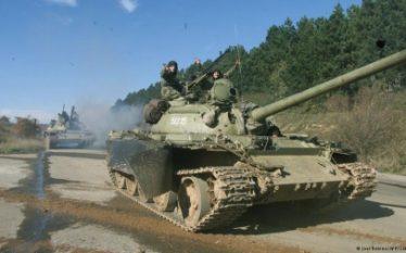 Beogradi e quan ushtrinë dhe policinë e saj, të mjerë