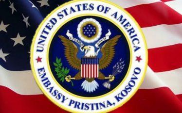 Amerika i jep mbështetje Kosovës për ndaljen e trenit