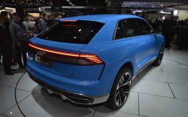 Modeli i ri Q8 i Audi, pamje nga afër (Foto)