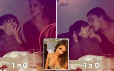 Puth djalin e saj me gjuhë, kritikohet modelja e famshme…