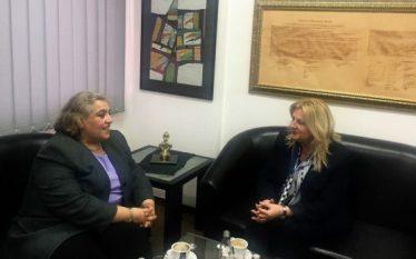 Shefja e EULEX'it: Kosova po bën shumë përparime