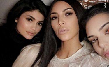 """Kim dhe Kandall, ja tregojnë """"pjeshkat"""" për publikun (Foto)"""