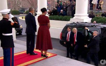 (LIVE) FILLON! Trump niset drejt inaugurimit, arrin në Shtëpinë e…