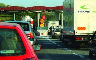 Peticion për heqjen e pikave të pagesës rrugore në Maqedoni