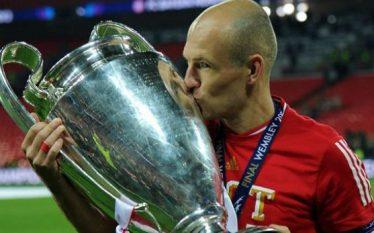 Bayerni gëzon Robbenin