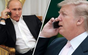 Po aranzhohet biseda telefonike Putin-Trump