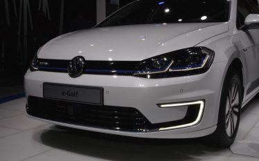 Ky është Golfi elektronik i VW për vitin 2017 (Foto)
