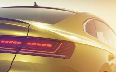 Volkswagen sjell modelin Arteon [FOTO]