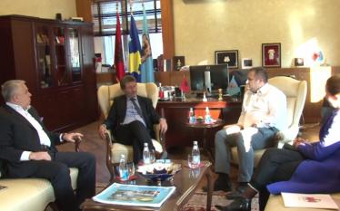 Shpend Ahmeti jep premtim të madh për Prishtinën (VIDEO)