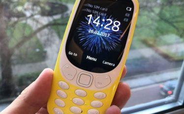 FOTO/ Del zyrtarisht Nokia 3310 i ri, telefoni i adhuruar…