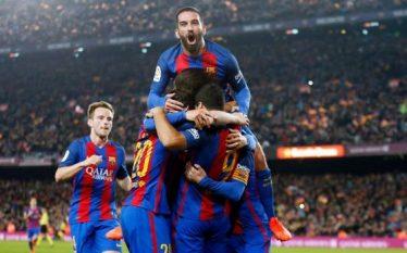 Barcelonës i kthehen dy yje për ndeshjen ndaj Sportingut