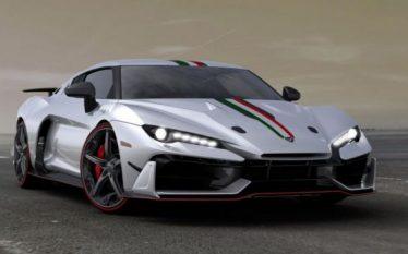 Italdesign zbulon një super veturë ekskluzive