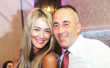 Dhurata që kryeministri Haradinaj i ka bërë Anitës për Shën…