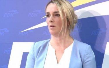 Arbana Xharra, këshilltare e kryeparlamentarit Kadri Veseli