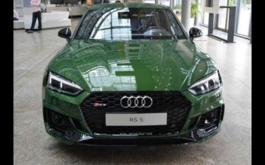 Audi RS5 i pazakontë, vendoset menjëherë në muze (Foto)