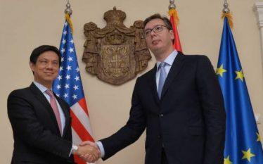 Mediat serbe: SHBA do ta ndihmojë Serbinë në dialog me…