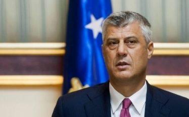 Thaçi: Nuk do të lejojmë që në Kosovë të ndodhë…