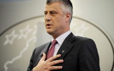 Thaçi: Takimi me Vuçiqin, më i rëndi që kemi pasur…