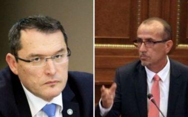 Debat i ashpër PDK-LDK, Haxhiu-Gecajt: Pse po rren