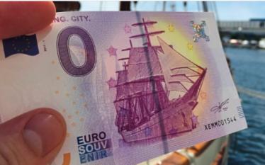 Gjermania nxori bankënotën që ka vlerën 0 e kushton 2.5…
