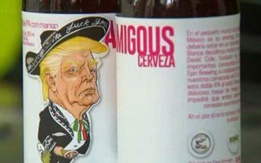 "Birra ""Trump"" befason edhe vet prodhuesit"