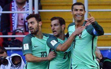 Formacionet zyrtare: Zelanda e Re – Portugalia (Foto)
