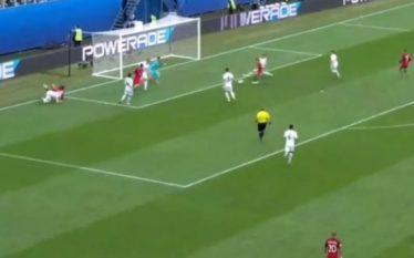Tjetër gol në ndeshjen Zelanda e Re – Portugalia (Video)