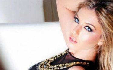 Adelina Tahiri bën një pozë tejet provokative (Foto)