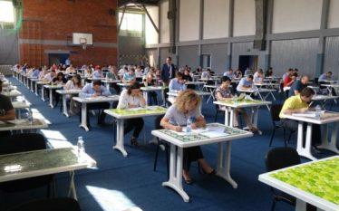 Mbahet testi kualifikues për kandidatët për prokurorë
