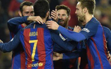 Interi rikthehet në garë për yllin e Barcelonës