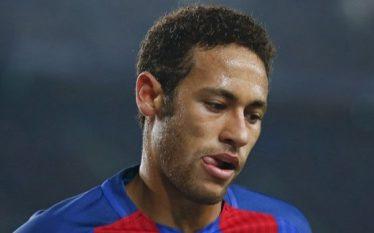 Neymar me stil interesant flokësh (Foto)