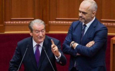 """Berisha sulmon Ramën… duke """"përdorur"""" një shkelje ligjore! (Foto)"""