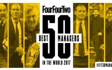FourFourTwo: Ky është trajneri më i mirë në botë (Foto)