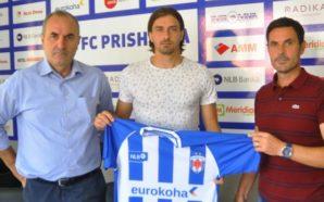 Zyrtare: Prishtina transferon malazezin Drashko Bozhovic