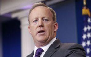 Flet Sean Spicer pas dorëheqjes si zëdhënës i Shtëpisë së…