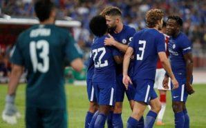 Chelsea po e shkatërron Arsenalin, Batshuayi shënon sërish (Video)