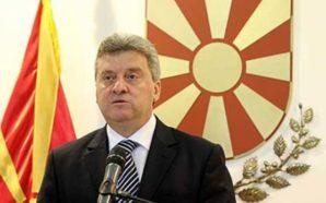 Riaktivizohet Ivanovi, kërkon publikimin e marrëveshjes me Bullgarinë