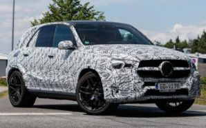 Mercedes AMG GLE 63 i ri spiunohet gjatë testimit (Foto)