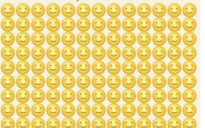 Në këtë foto ndodhet një emoji ndryshe, a mund ta…