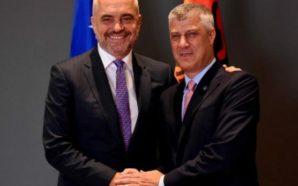 Rama: Shqipëria nuk dëshiron bashkim me Kosovën
