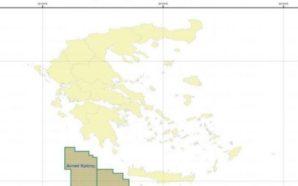 Hidrokarburet, Greqia publikon hartën për kërkime në detin Jon