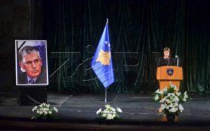 Fjalimi emocionues i Vanesa Rexhepit për babain (FOTO+VIDEO)