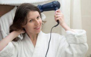 Asnjëherë mos e përdorni tharësin e flokëve të hotelit, përveç…