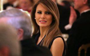 Melania Trump po përdor sozinë e saj nëpër takime me…