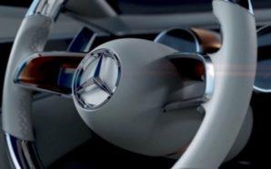 Ky është koncepti i ri i Mercedesit (Foto)