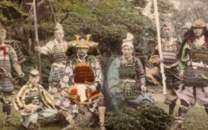 Ja si vetëvriteshin samurajët (Foto)