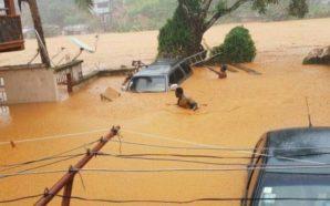 Kiameti ka ardhur në Sierra Leone, varrosen nën baltë shtëpi…
