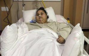 Vdes në moshën 37-vjeçare gruaja më e rëndë në botë