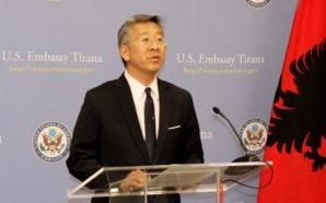 Donald Lu: Shqiptarë faleminderit