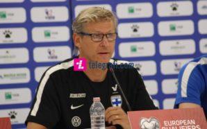 Trajneri i Finlandës, Kanerva: Kosova ka kualitet, por i dëshpëruar…